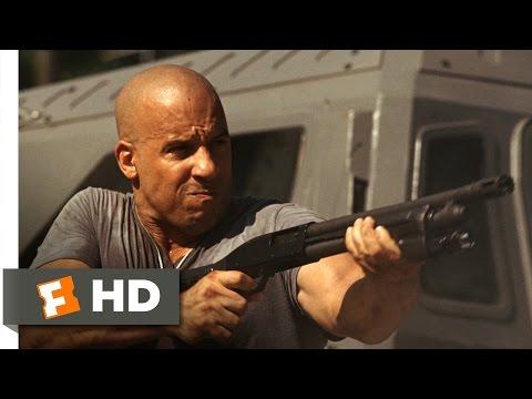 Fast Five (8/10) Movie CLIP - Street Ambush (2011) HD