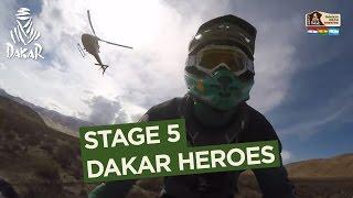 Étape 5 - Dakar Heroes - Dakar 2017