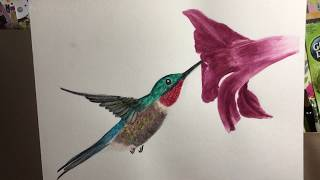 Adult Ed Watercolor Painting Class