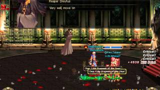DFO: Tower of the Dead (Elven Knight and Asura)