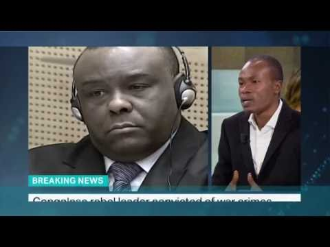 ICC SENTENCES EX-CONGO LEADER JEAN-PIERRE BEMBA TO 18 YEARS IN JAIL
