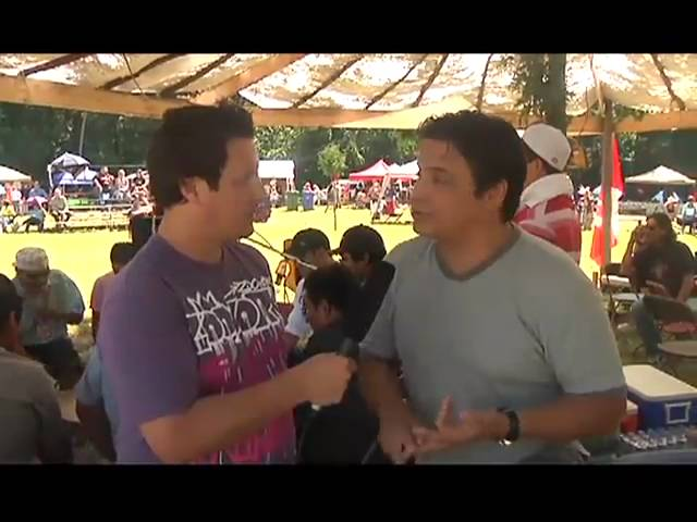 CUTV News - Citizen Media and Mohawk Pow Wow Pt 3