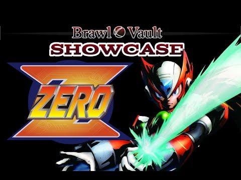 Brawl Vault Showcase: Zero over Peach v2 by CaliKingz01