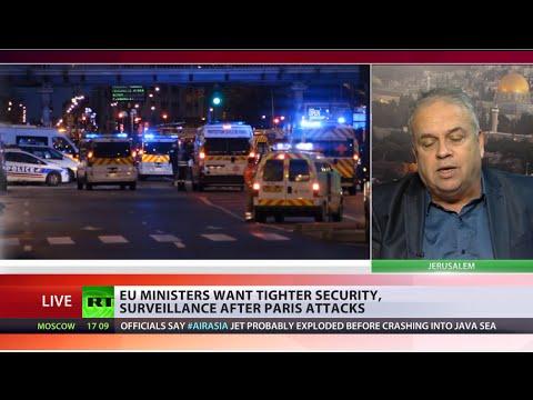 Radical islamists vs. the world, 'West running away like little kid hiding in dark room'