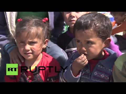 Syria: Russian helicopters to bring humanitarian aid to Aleppo