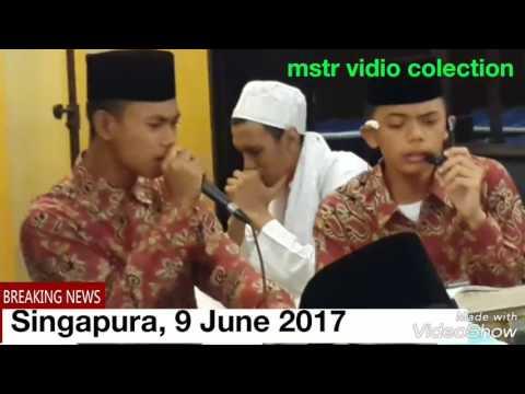 Syamsuri Firdaus feat Adnan Tumangger ... Singapura 09 june 2017