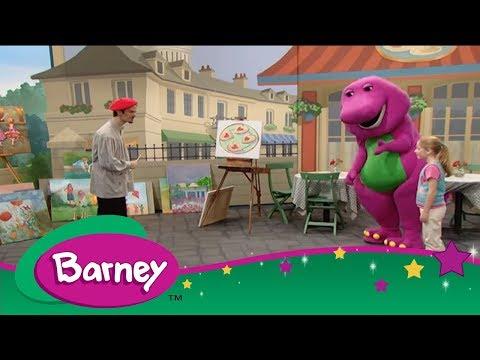 Barney's Around the World Adventure - Part 3 (Full Episode)