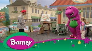 Barney's Around the World Adventure - Part 3 (Full Episode)