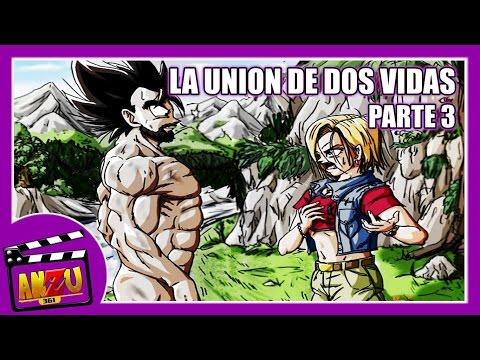 DRAGON BALL MULTIVERSE | LA UNION DE 2 VIDAS NOVELA DE VEGETTO CAPITULO 3 | AUTO EXILIO | ANZU361