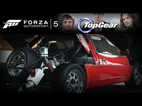Forza 5 Top Gear Intros Part 6 of 8 Specialized League Clarkson Hammond May