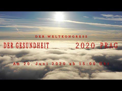 DER WELTKONGRESS DER GESUNDHEIT 2020 PRAG - 20. Juni 2020, von 15.00