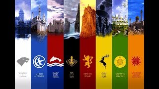 Game Of Thrones [All Great Houses Theme Songs]