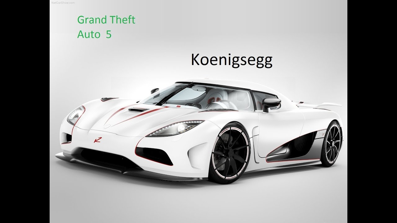 gta v entity xf koenigsegg voiture super sportive youtube. Black Bedroom Furniture Sets. Home Design Ideas