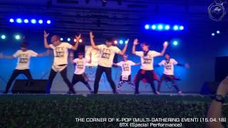 BTX (Special Performance) on THE CORNER OF K-POP (MULTI-GATHERING EVENT)