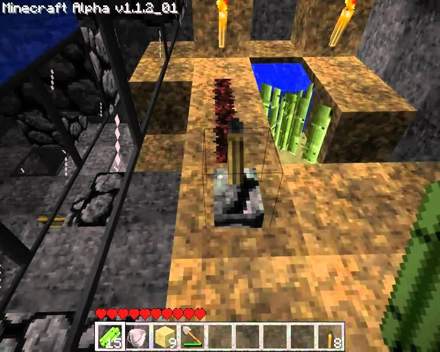 Easy Minecraft Ideas Easy Minecraft Water Control