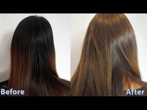 How To Dye Asian Hair Brown 3 How To Do A Root Touch Up