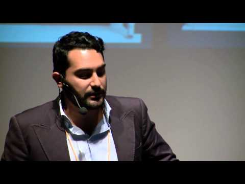 Architecture of culture, or culture of architecture? Sayed Zabihullah Majidi at TEDxKabul