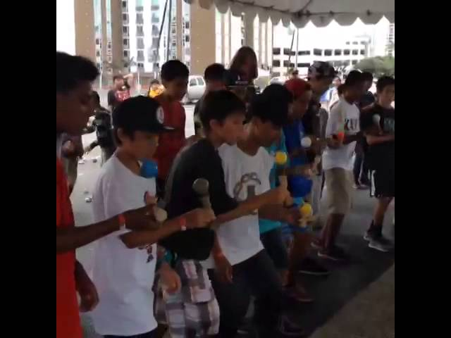 Kendama-Rama in Our Kakaako