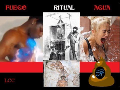 El timo satánico  Ebola y  del Cubetazo de Agua
