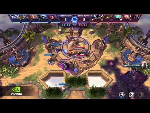 Heroes of the Storm World Championship – Elimination Matches