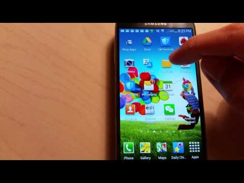 How to Upload Galaxy S4 Video Directly to Youtube