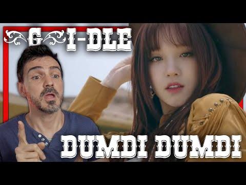 (여자)아이들((G)I-DLE) - '덤디덤디 (DUMDi DUMDi)' Official Music Video REACTION FR | KPOP Reaction Français