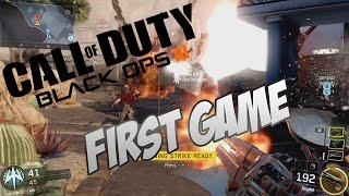 Black Ops 3: My First Game ( Random Bow Kill )