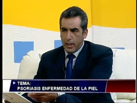 Entrevista Dr. Jorge Izurieta - Presidente de la fundación ecuatoriana Psoriasis