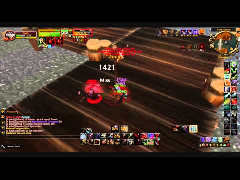 Antoni vs Methical Cataclysm Sub Rogue PvP Duels# 4