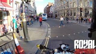Rewind  - Pedestrians