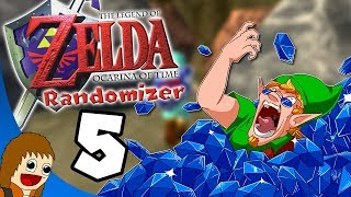 Zelda: Ocarina of Time Randomizer: Blupees & Bombs - Part 5