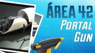 Como fazer uma Portal Gun - Parte 1 [Área 42]