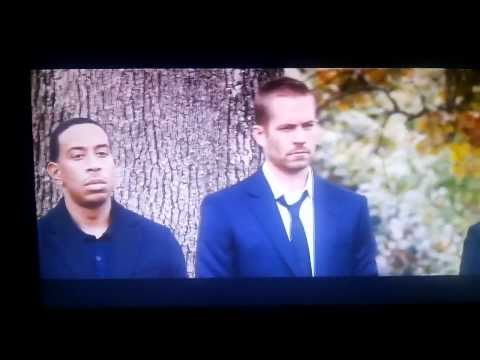 Paul Walker in Fast and Furious 7 Trailer Official 2014 Leak