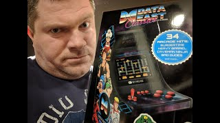 Data East Mini Player My Arcade 10 inch Classics Review
