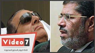 """ثلاث رؤساء فى """"كدبة إبريل"""": """"مرسى راجع..مبارك مات..فتح مترو السادات"""""""