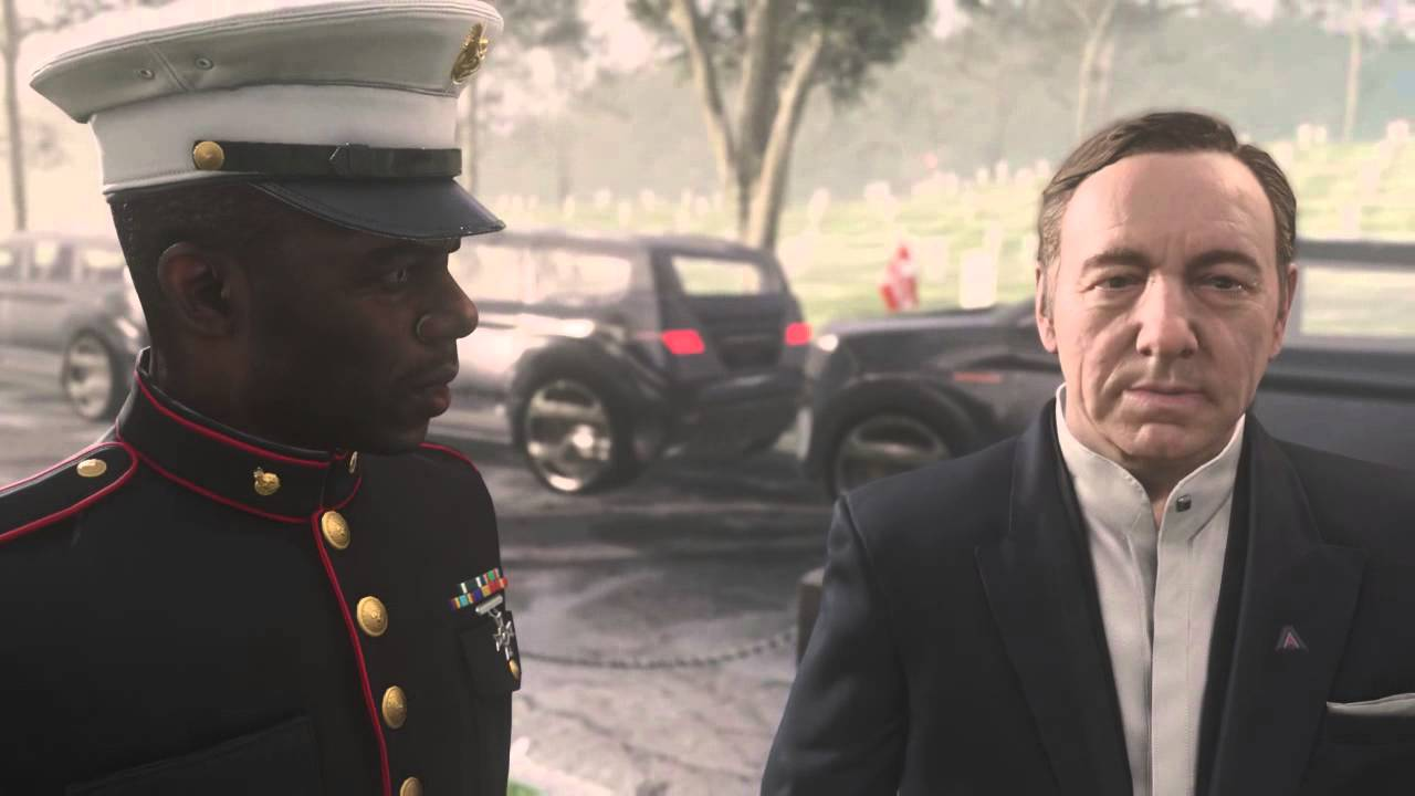 Spoiler: Call of Duty®: Advanced Warfare Funeral of Will ...