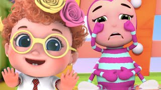Little Miss Muffet | +More Nursery Rhymes and Baby Songs 4K - Blue Fish
