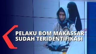 Pelaku Bom Makassar Pasutri Baru 6 Bulan Menikah, Terafiliasi dengan ISIS