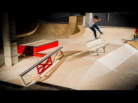Skatepark de Fabriek New Setup (Douwe Macare, Lars de Weerd, Bert Wilmink)