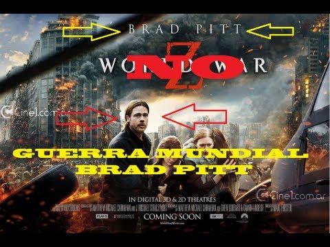 GUERRA MUNDIAL Z!!?? NO!! GUERRA MUNDIAL BRAD PITT!!! [Warspear Online]
