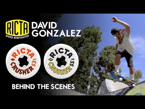 Why David Gonzalez rides Ricta Park Crushers