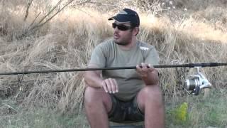 Sportex Rods, Specimen Carp II, Caractericticas técnicas (David Martin)