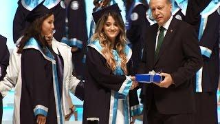 Medipol Üniversitesi 2016 Mezuniyet Töreni