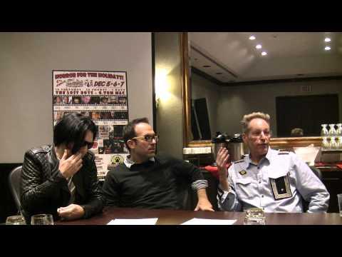 Interview with Corey Feldman, Jamison Newlander, and Brooke McCarter!