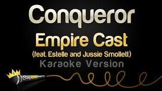 Empire Cast Conqueror Ft Estelle And Jussie Smollett Karaoke Version