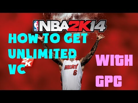 How to Get UNLIMITED VC in NBA 2k14 PS3/XBOX 360