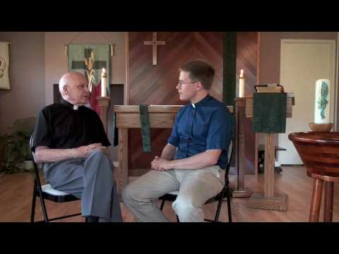 Lutheran conversation on Theological Education Video