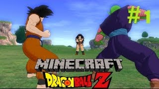 Goku & Junior VS Radish - Minecraft