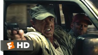 The Expendables 3 (3/12) Movie CLIP - Escaping the Docks (2014) HD