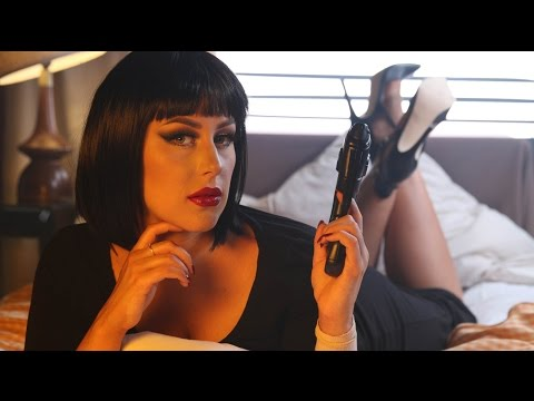 Pulp Fiction Makeup Tutorial